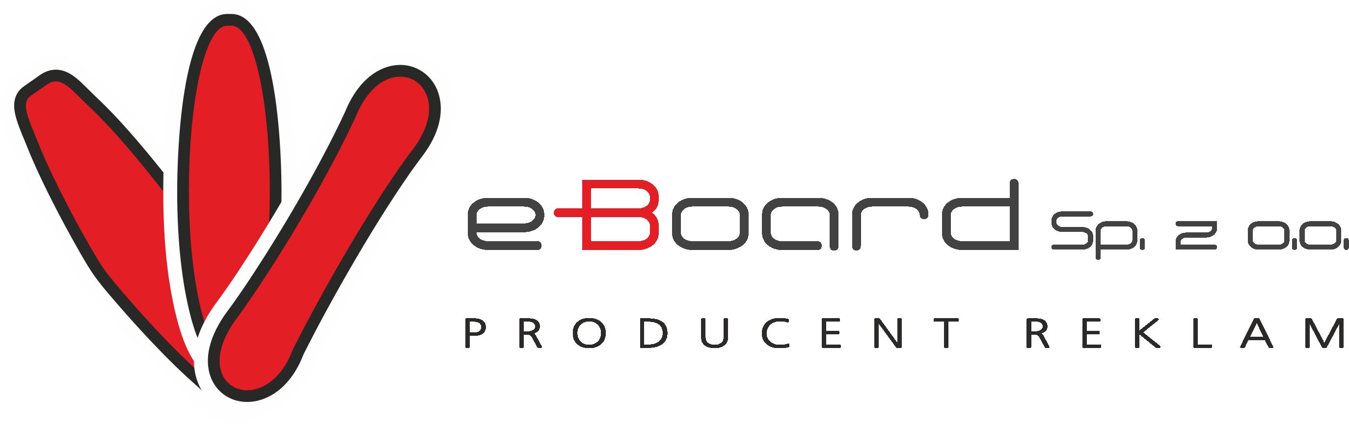 E-board Producent reklam z 30 letnim stażem w branży